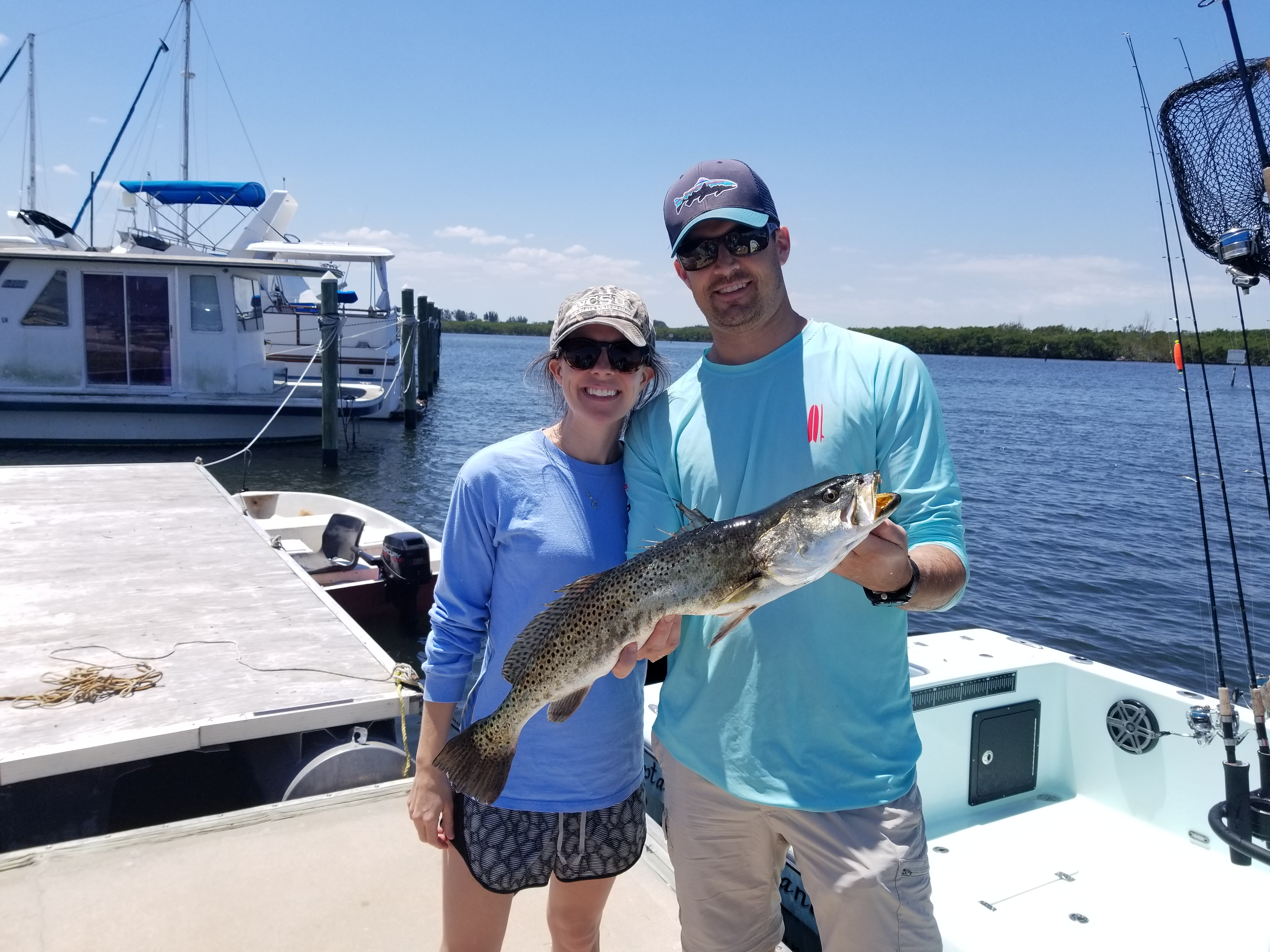 Tampa bay fishing report captain matt santiago for Tampa bay fishing report