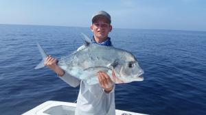 African Pompano 3 Tampa Bay Fishing Charter Capt. Matt Santiago