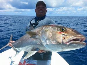 Big Amberjack Bimini 2  Tampa Bay Fishing Charter Capt. Matt Santiago