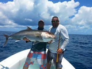 Big Amberjack Bimini Tampa Bay Fishing Charter Capt. Matt Santiago