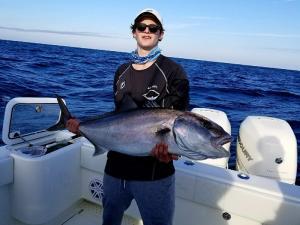 Big Amberjack Tampa Bay Fishing Charter Capt. Matt Santiago