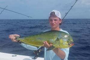 Mahi 6 Tampa Bay Fishing Charter Capt. Matt Santiago