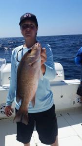 Mangrove Snapper 2 Tampa Bay Fishing Charter Capt. Matt Santiago