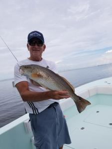 Redfish 6 Tampa Bay Fishing Charter Capt. Matt Santiago