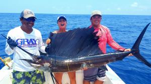 Sailfish 5 Tampa Bay Fishing Charter Capt. Matt Santiago