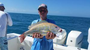 Snapper 2 Tampa Bay Fishing Charter Capt. Matt Santiago