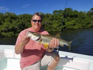 Snook 5 Tampa Bay Fishing Charter Capt. Matt Santiago