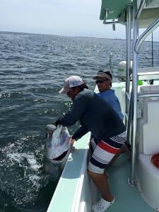 Tarpon 6 Tampa Bay Fishing Charter Capt. Matt Santiago