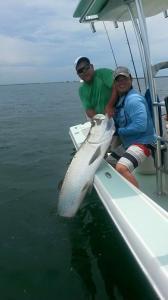 Tarpon 7 Tampa Bay Fishing Charter Capt. Matt Santiago