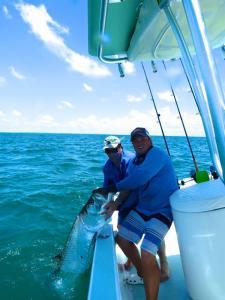 Tarpon 8 Tampa Bay Fishing Charter Capt. Matt Santiago